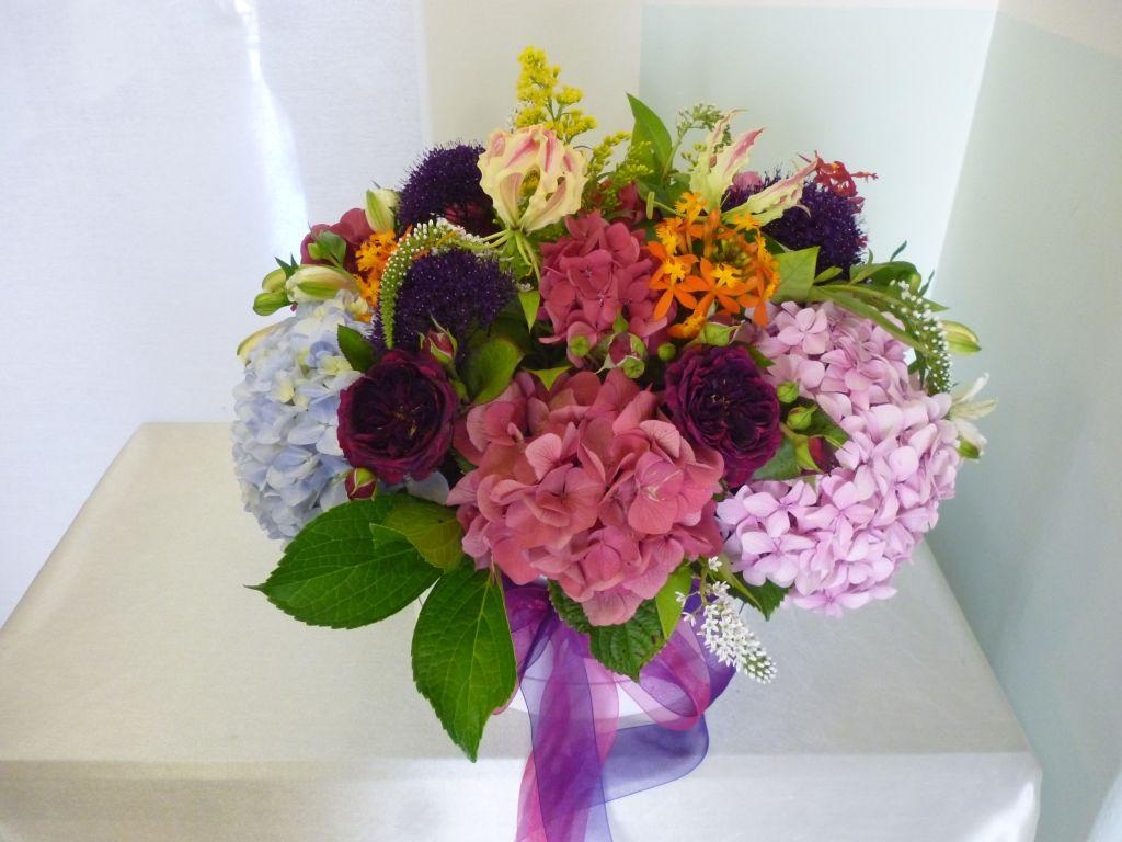 Bohemium mix bouquet