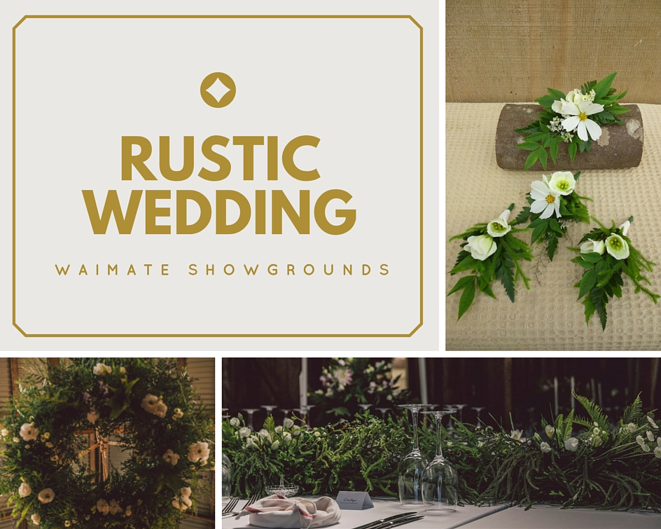 Rustic Wedding Bay of Islands