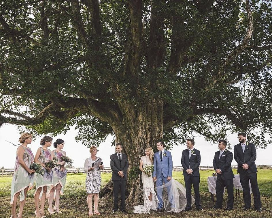 Waimate Showgrounds rustic wedding